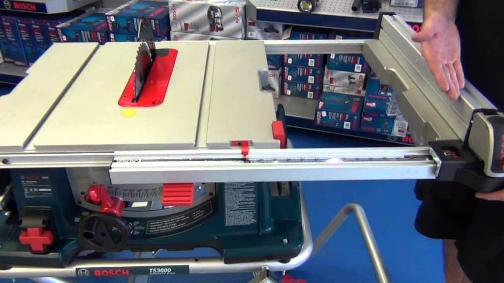 Bosch 4100-09 10-Inch Worksite