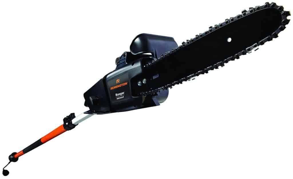 Remington RM1025P Ranger 10-Inch 8 Amp 2-in-1 Electric Chain Saw/Pole Saw Combo