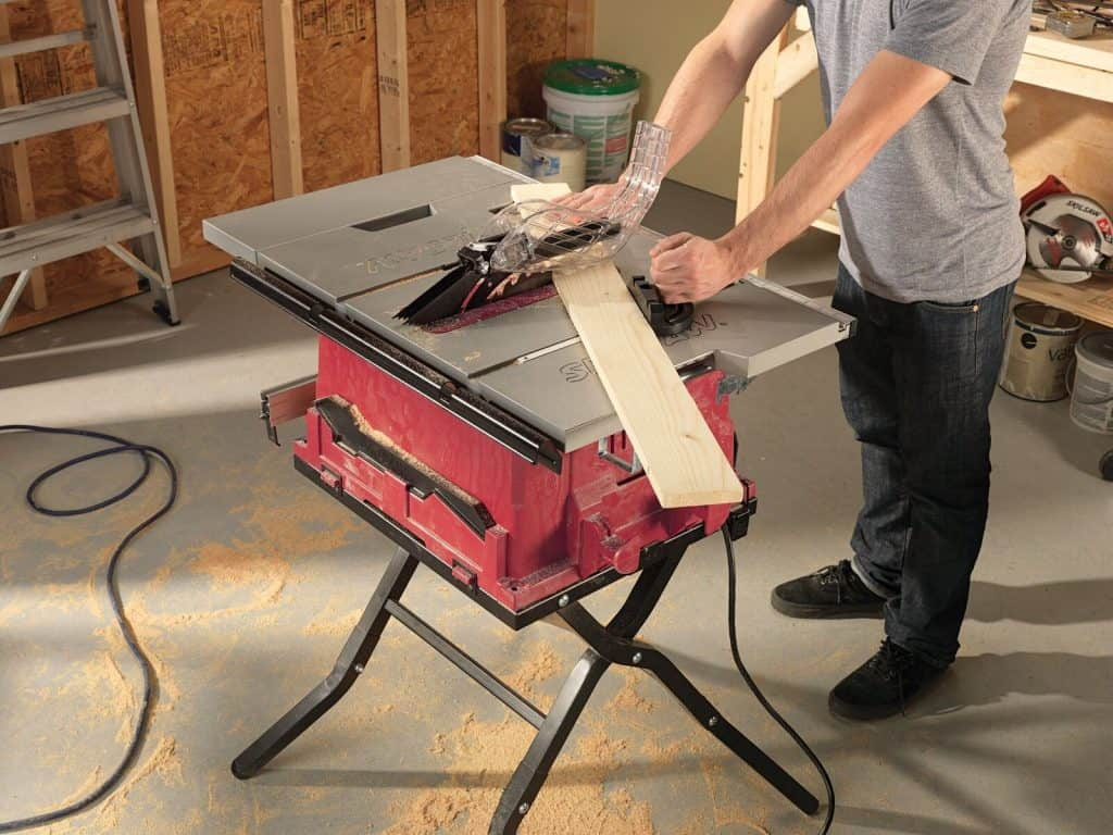 SKIL 3410-02 10-Inch with Folding Stand
