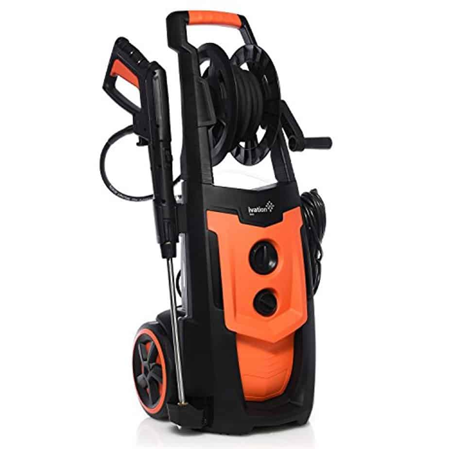 vation Electric Pressure Washer 2200 PSI 1.8 GPM