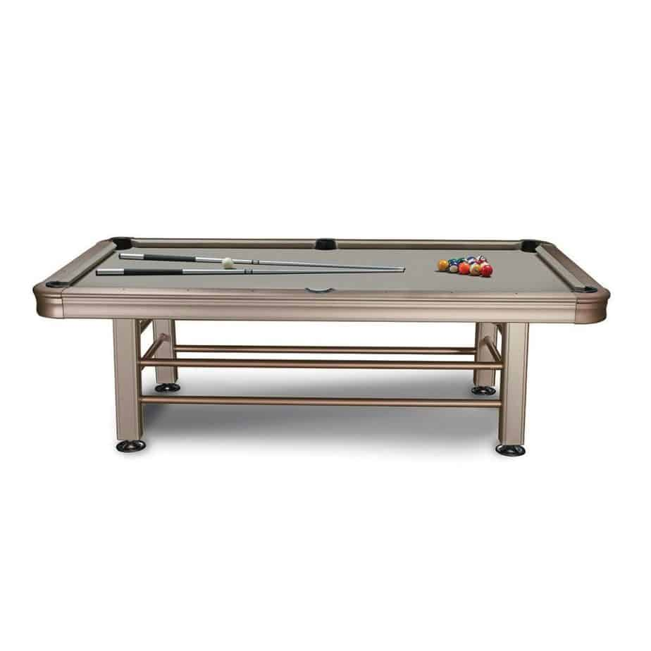 Imperial Outdoor Pool Table 8ft