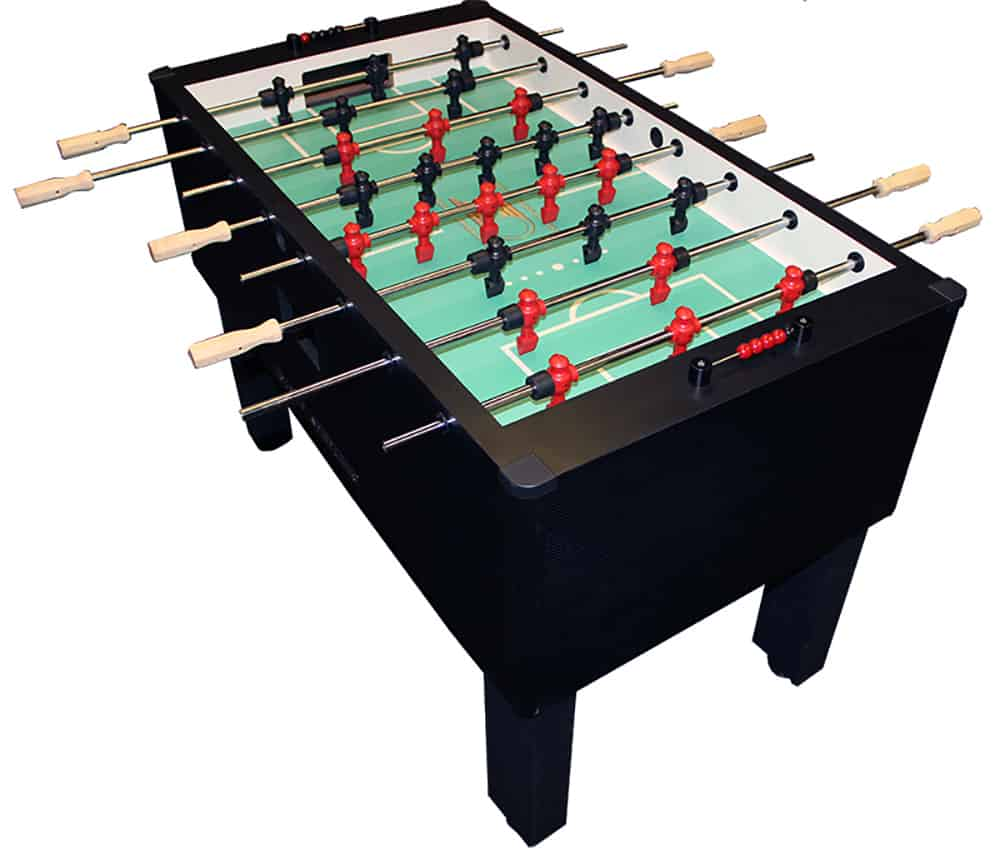 Gold Standard Games Home Pro Carbon Fiber Foosball Table