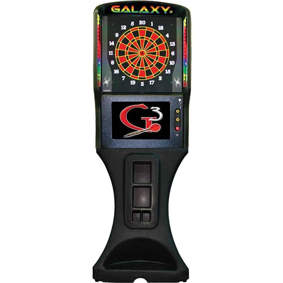 Spider 360 Galaxy 3 Home Edition Dart Board - YRB