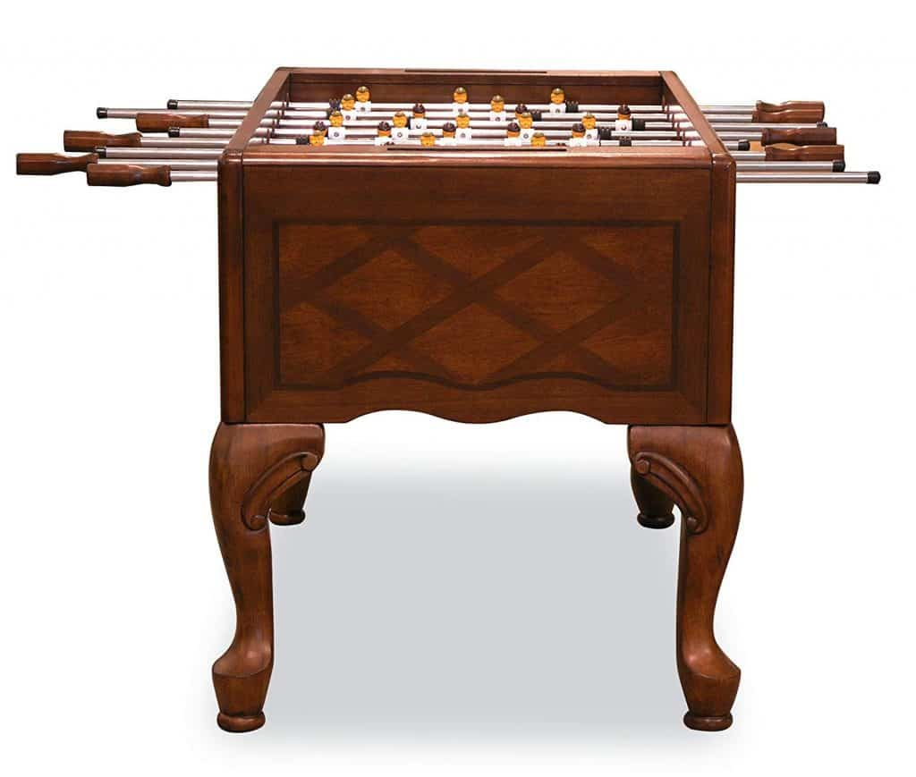 Fairview Game Rooms Furniture Style Home Foosball Table (with Queen Anne Legs)