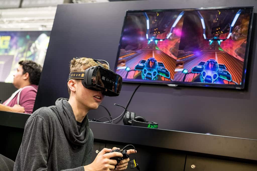 Top 5 Best VR games