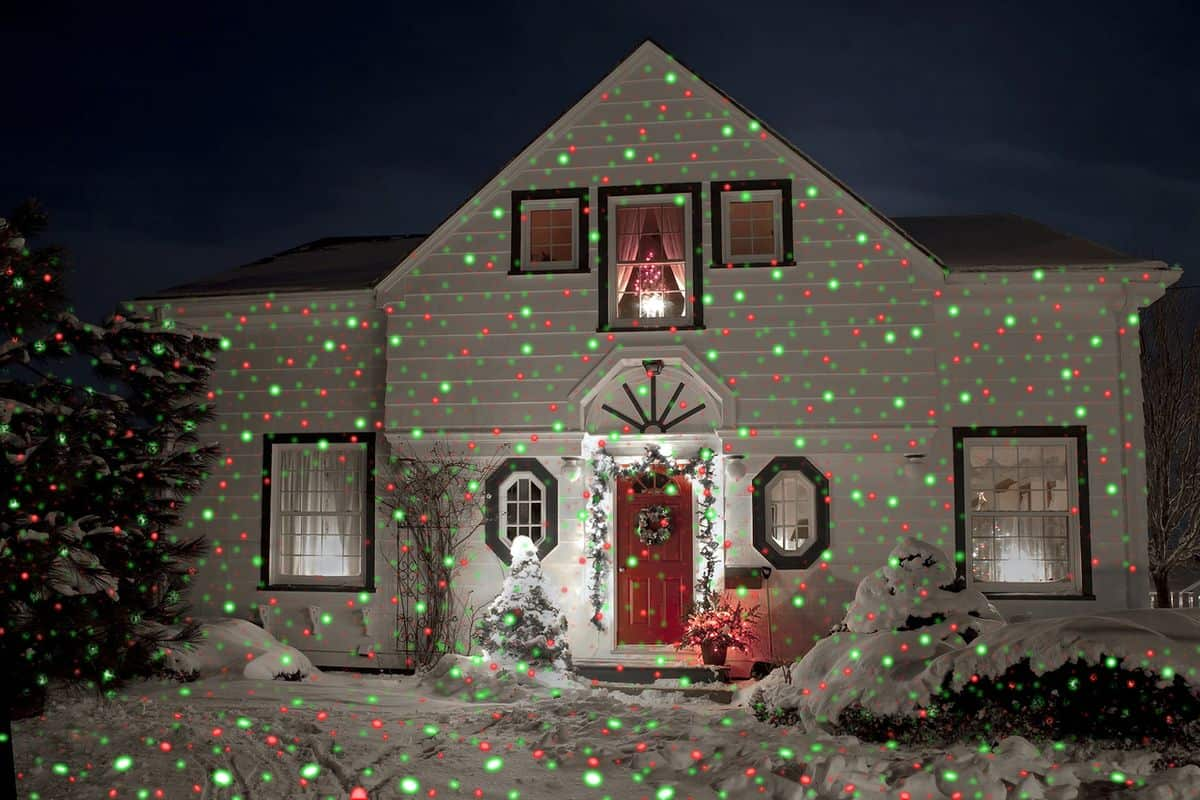 Image of: Ultimate Review Of Best Christmas Light Projectors In 2020 The Wiredshopper