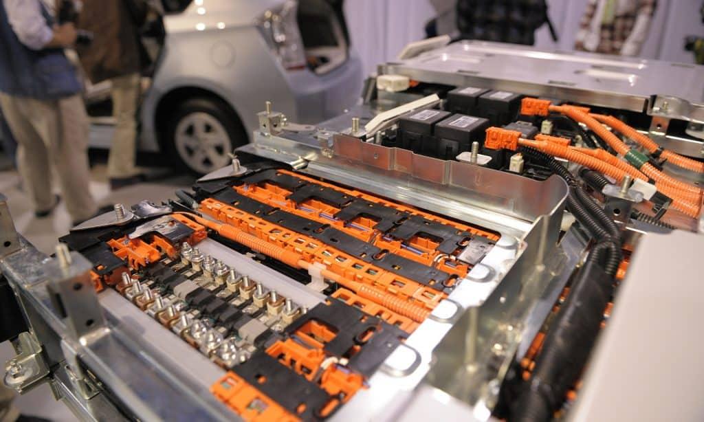 Hybrid Battery pack