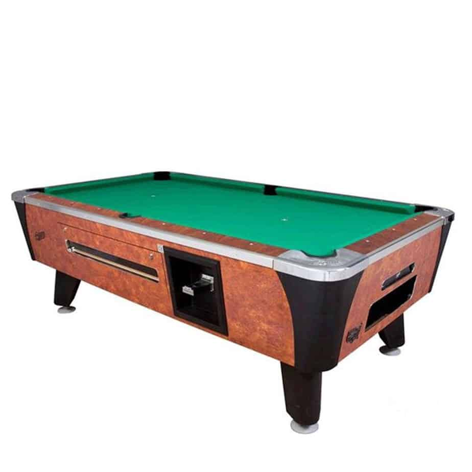 Great American 8 Monarch Home Billiard Pool Table