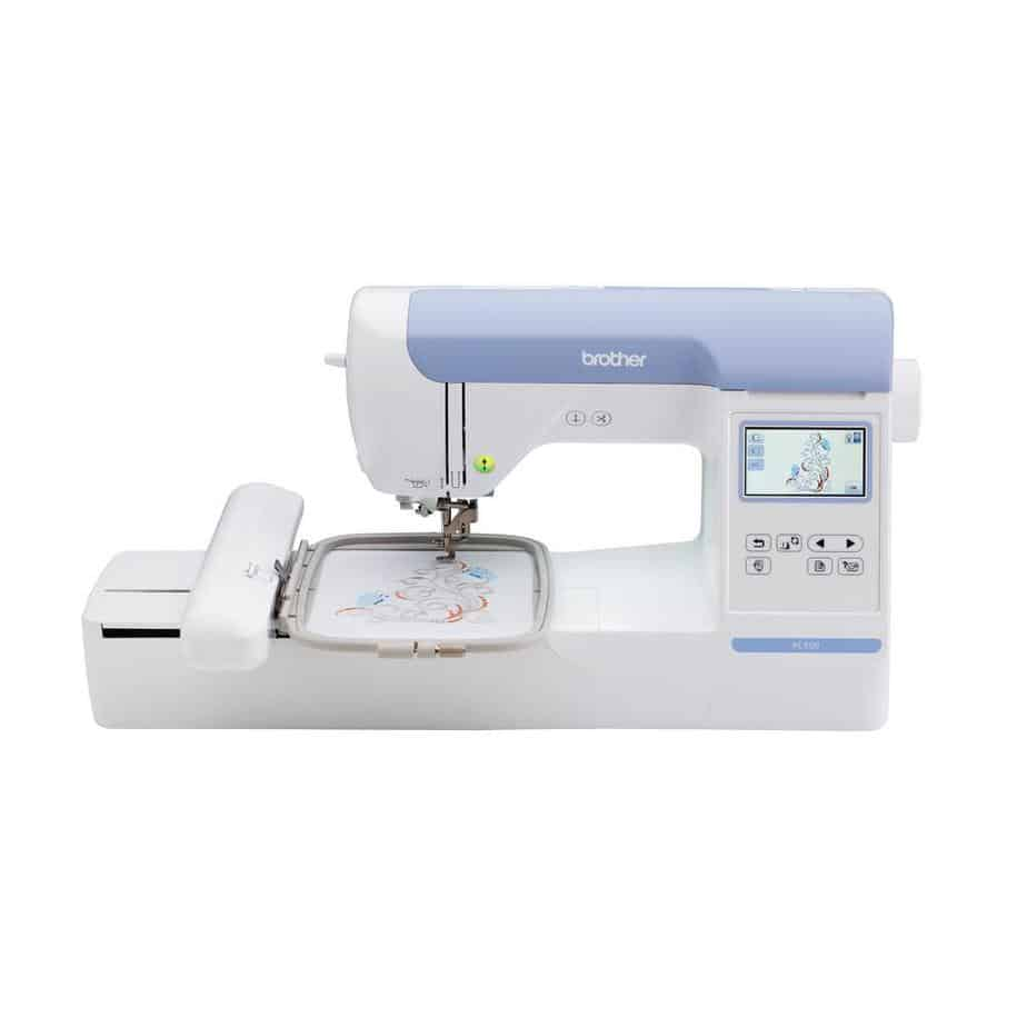 BROTHER PE770 5×7 Inch Embroidery-Only Machine