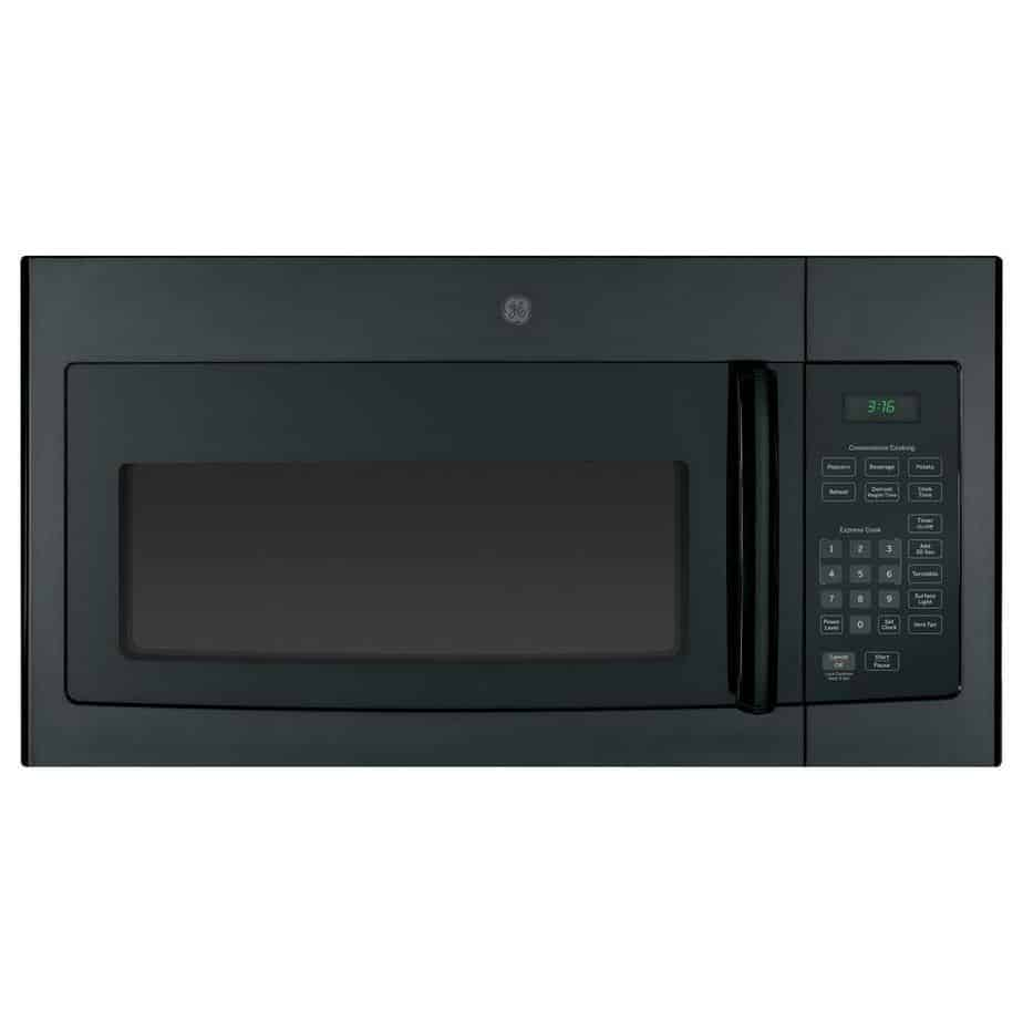 GE JVM3160RFSS 1.6 Cu. Ft. Stainless Steel Over-the-Range Microwave