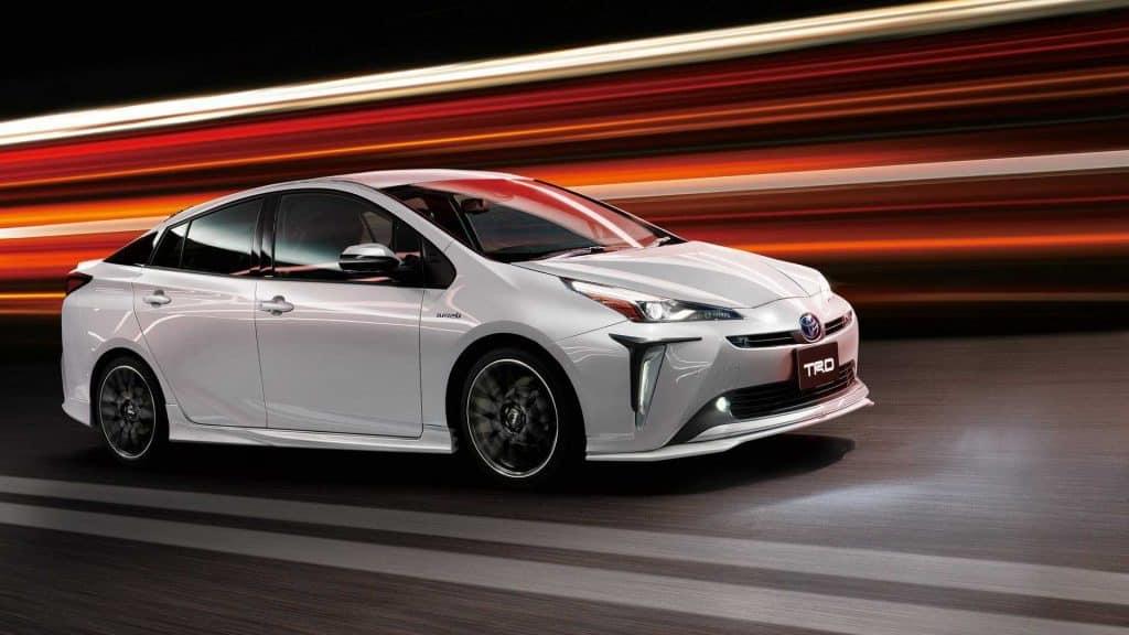 Toyota Prius Electric