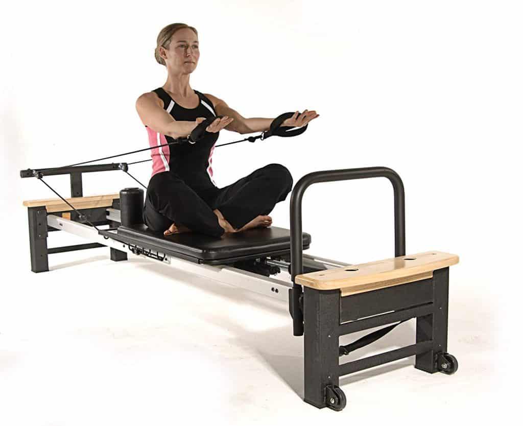 Stamina Aero Pilates Pro Reformer