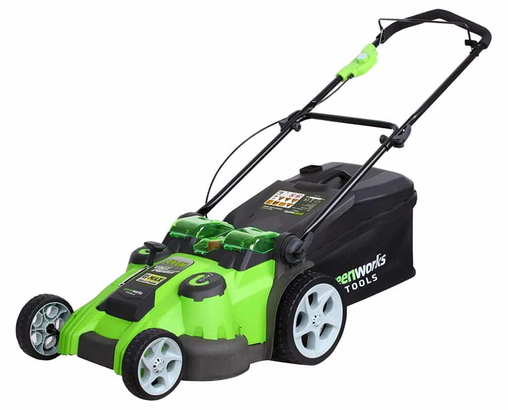Greenworks Twin Force 25205