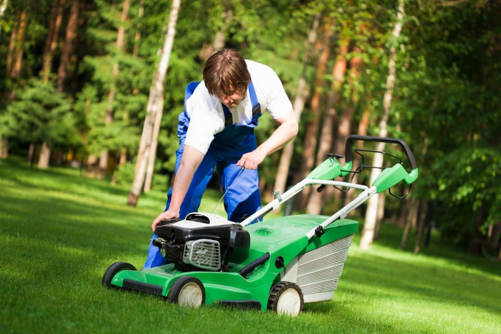 Why Buy A Cordless Mower