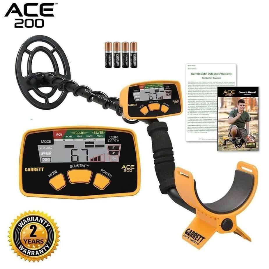 Garret Ace 200 Metal Detector