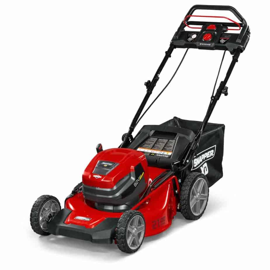 Snapper XD 82V Max Electric Cordless 21-inch Self-Propelled Lawn Mower