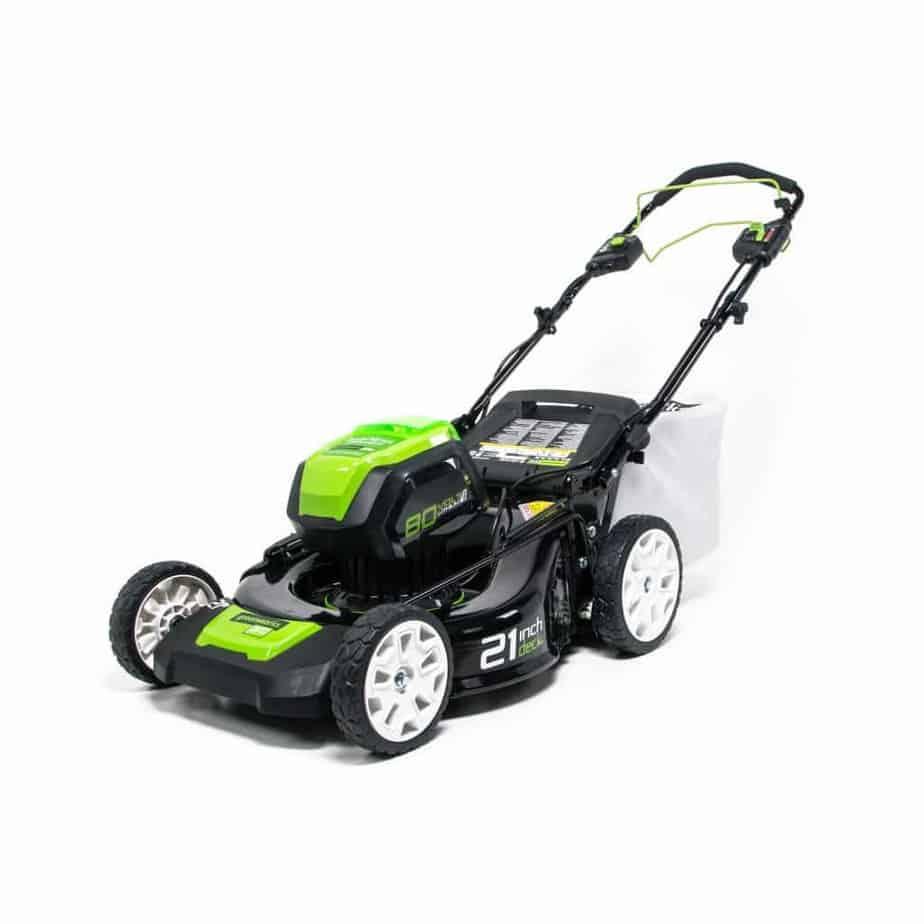 Greenworks Pro 80V Brushless Lawn Mower