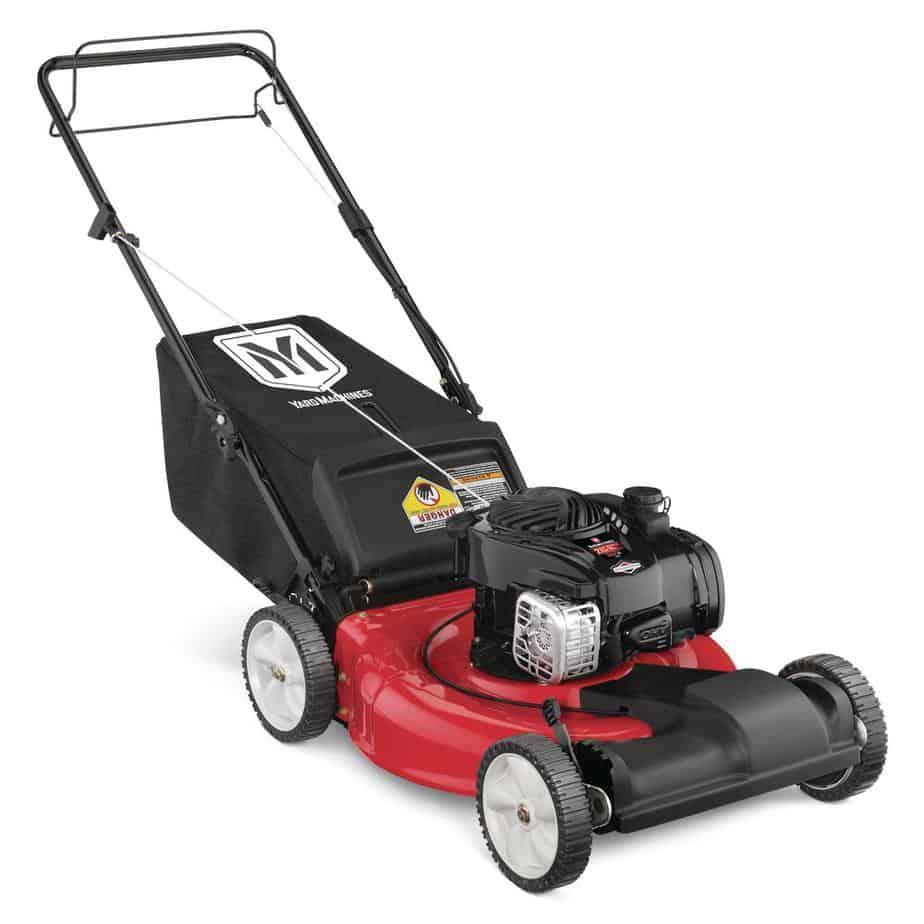 Yard Machines 159CC Self Propelled Lawn Mower