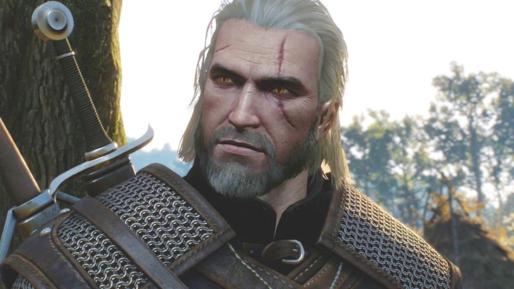 Geralt Is Gone