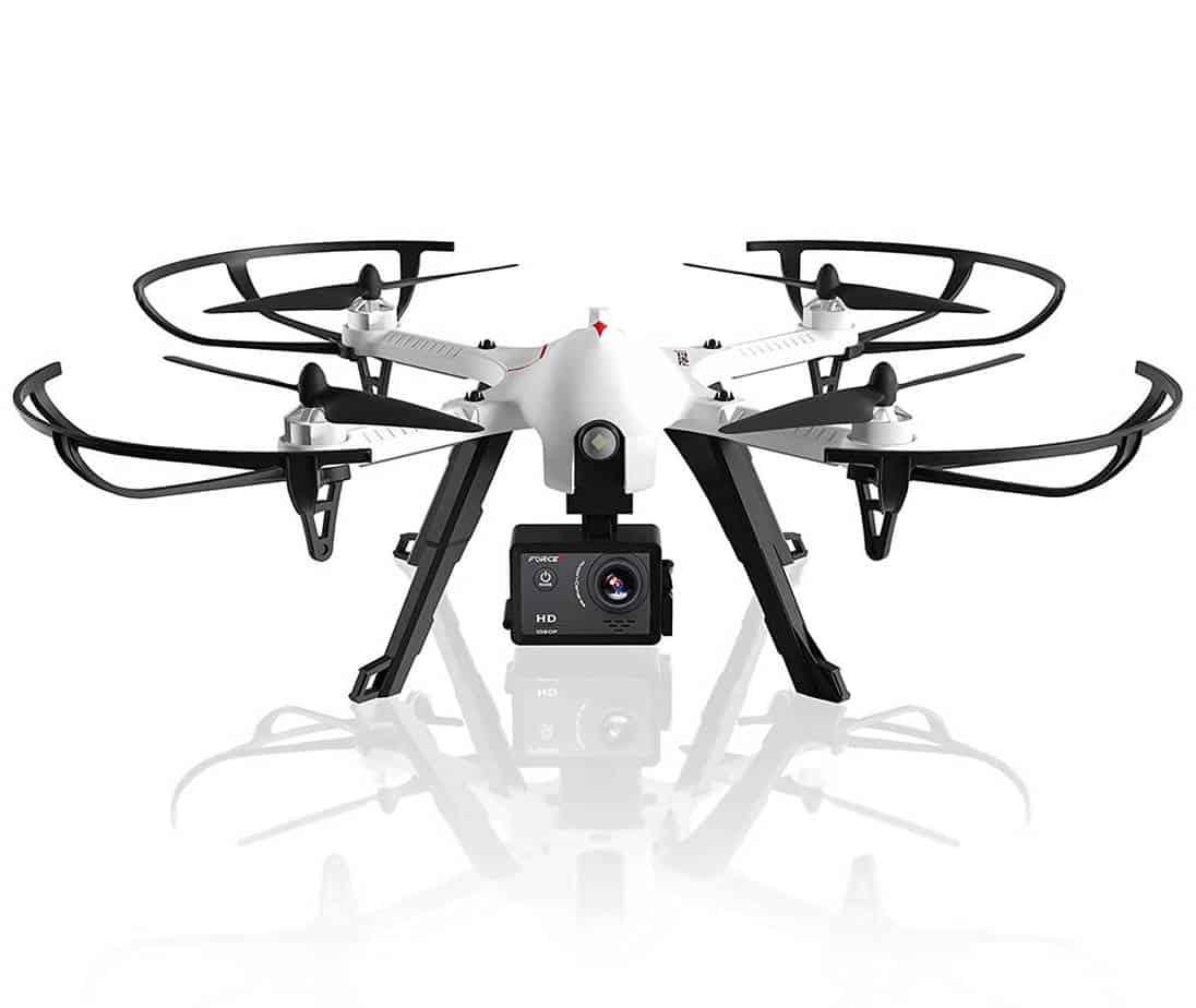 Force1 Brushless Motor GoPro Drone