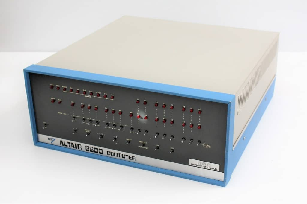 MITS-Altair-8800