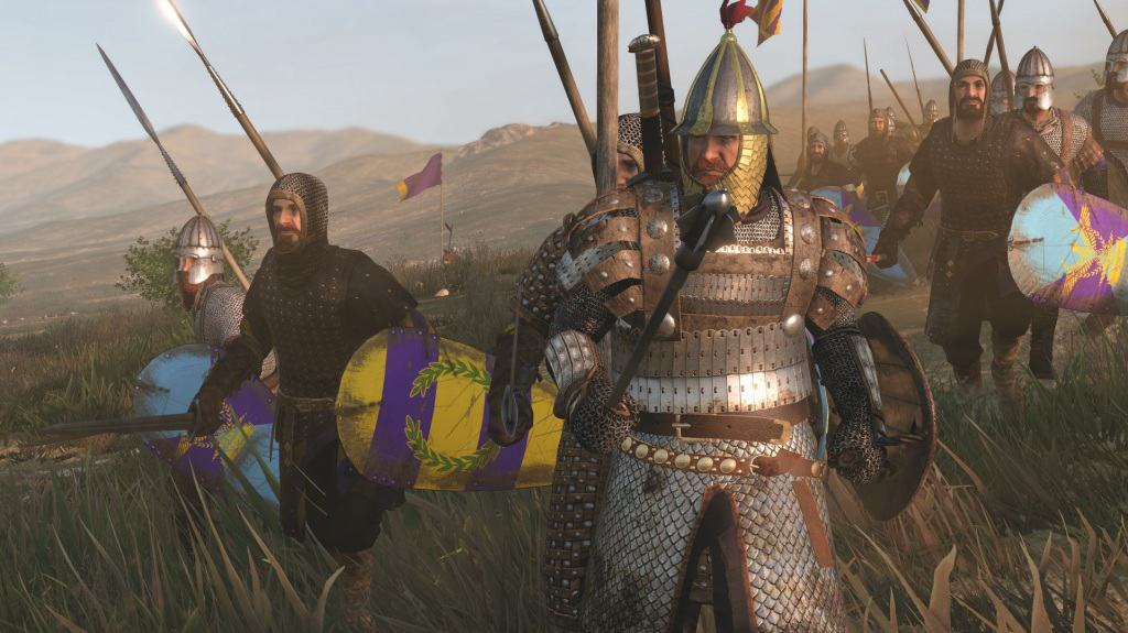 Mount&Blade2 Banner Lord Beta