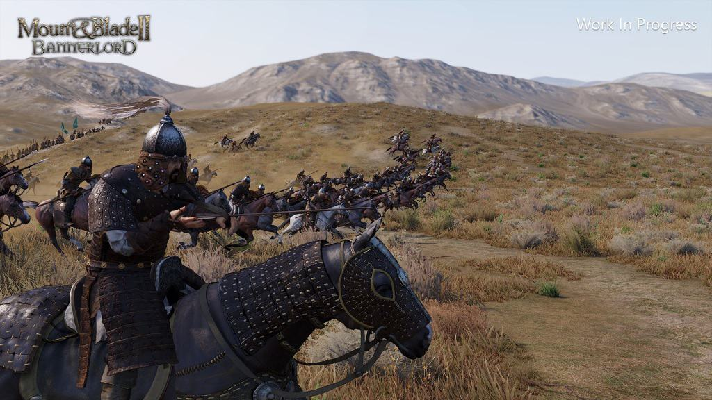 Mount&Blade2 Banner Lord Release