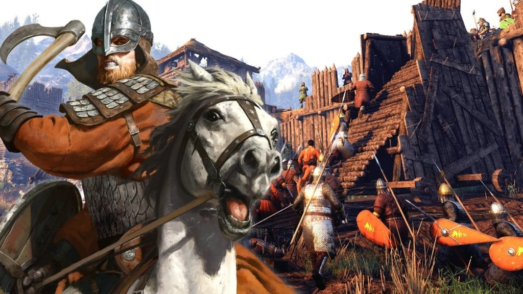 Mount&Blade2 Banner Lord Trailer