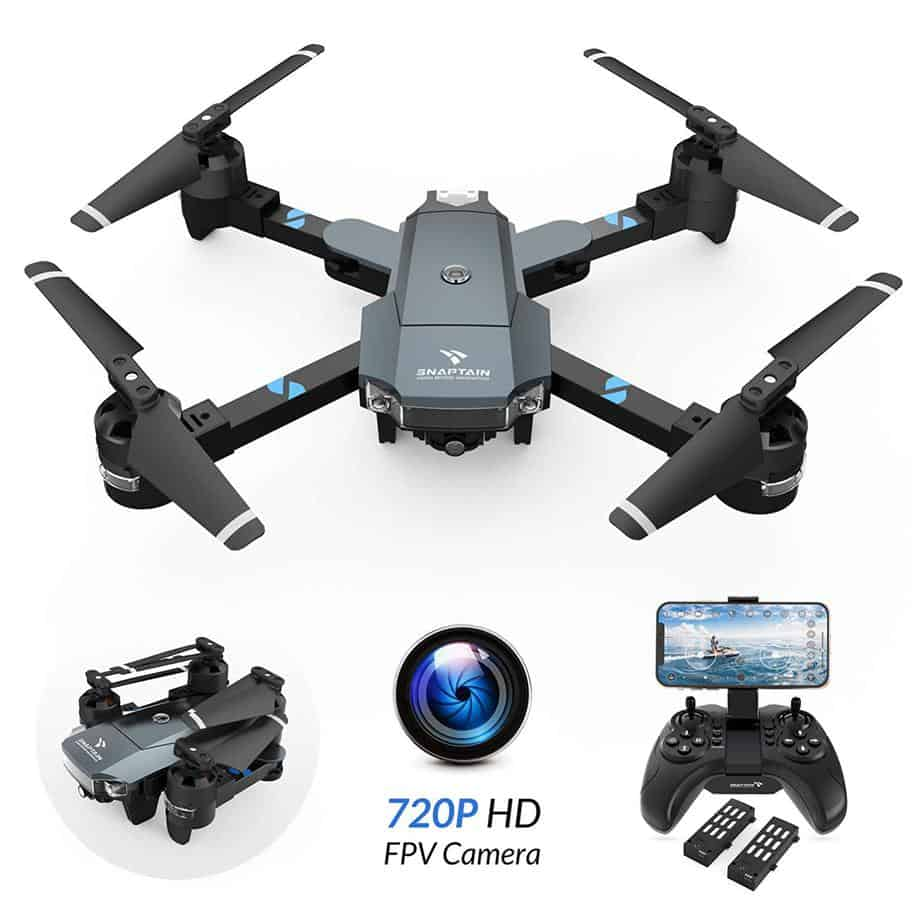 Snaptain S5C Drone with 72oP HD Camera