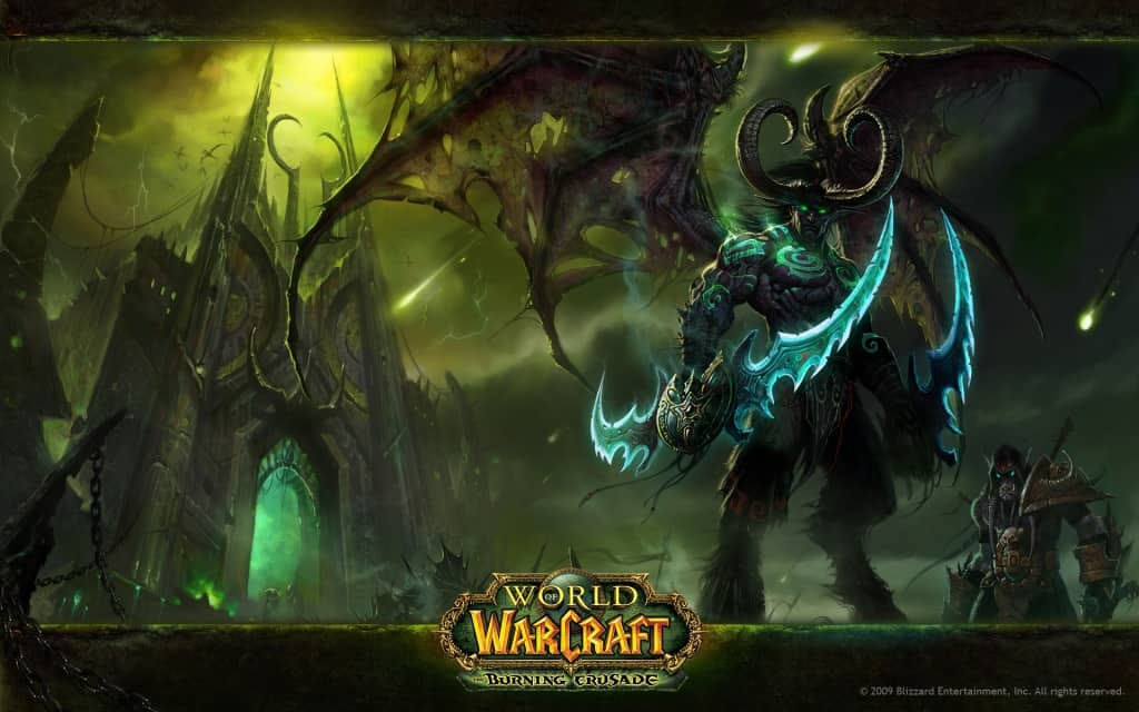The World of Warfront and WoW Expansions List | The WiredShopper