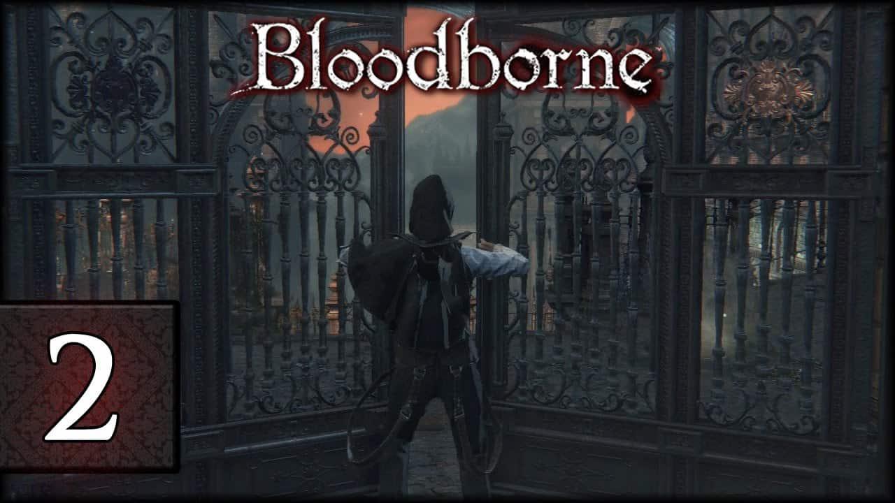 bloodborne rleease