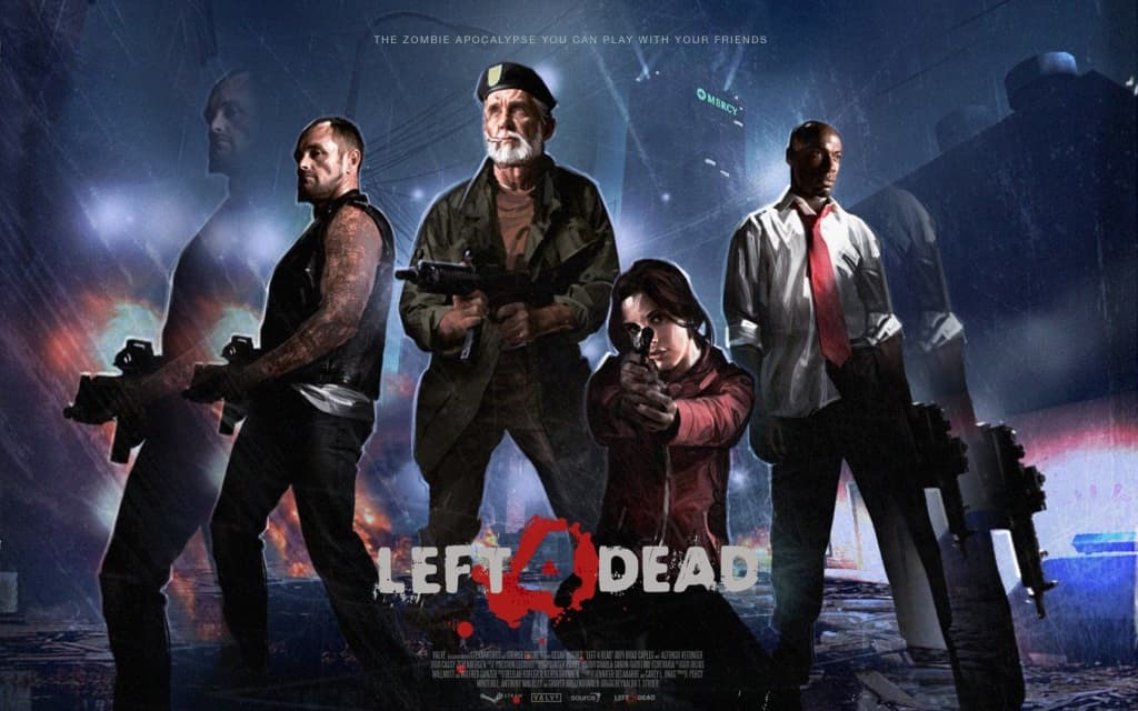 Trailer 4 Dead Left