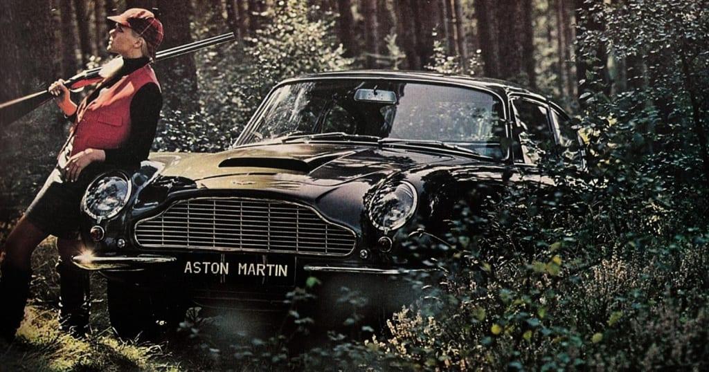 Ahton Martin DB6