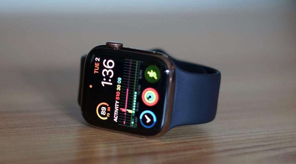 Apple Watch 4 Running 04