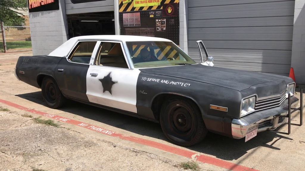Blues Brothers: 1974 Dodge Monaco
