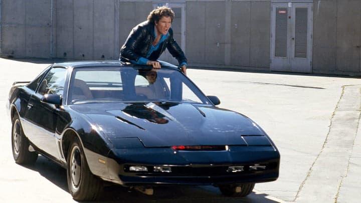 Knight Rider Kitt Pontiac Firebird