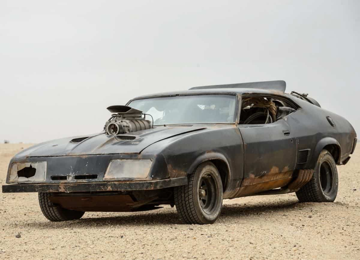 Mad Max Films​: V8 Interceptor