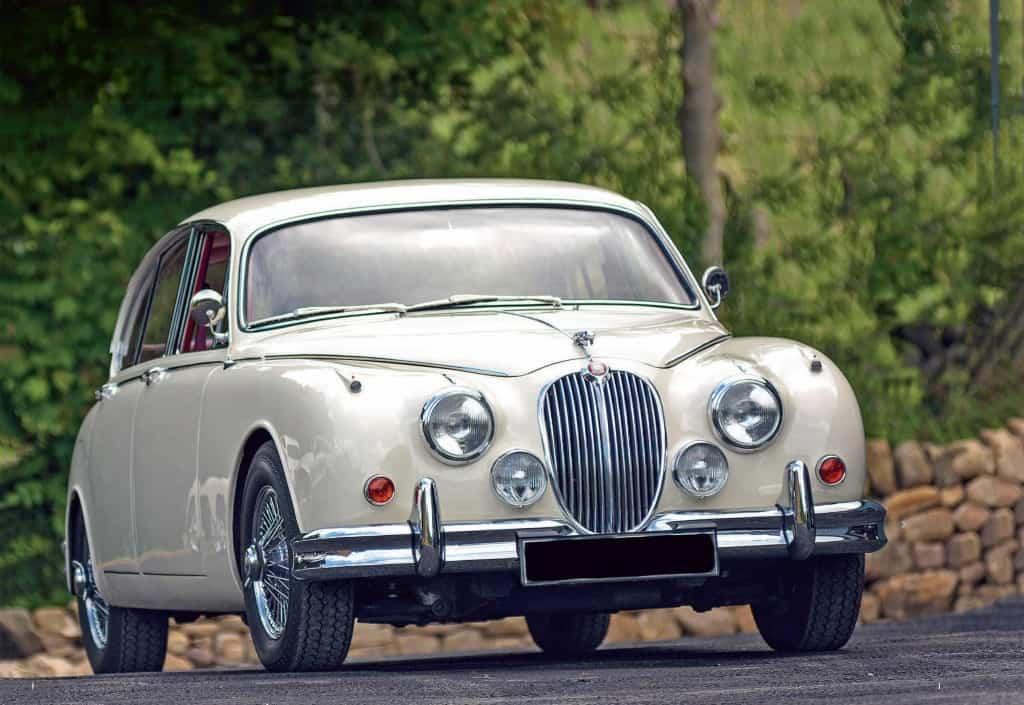 Morse: 1960 Jaguar Mk 2
