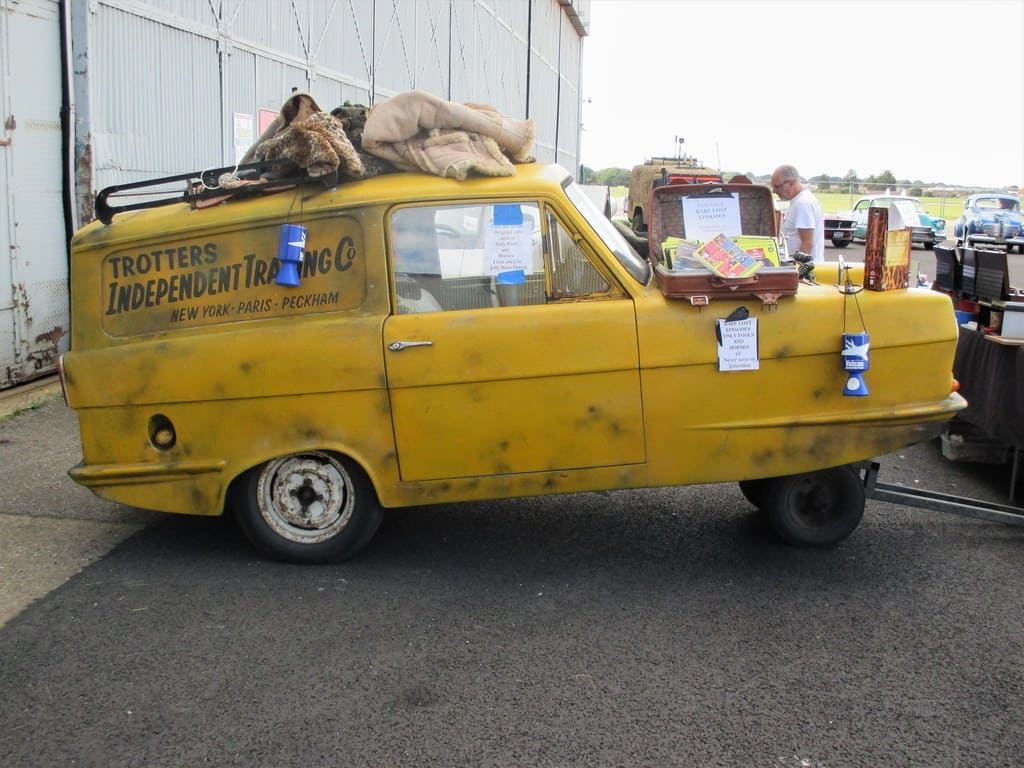 Only Fools and Horses: ​1983 Robin Reliant Rialto