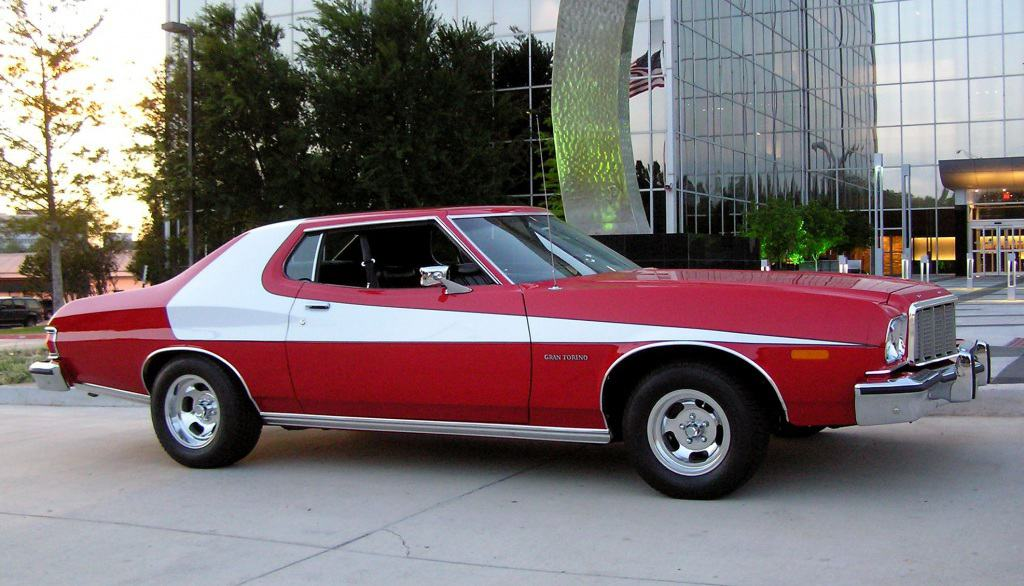 Starsky and Hutch Series​ 1976 Ford Gran Torino