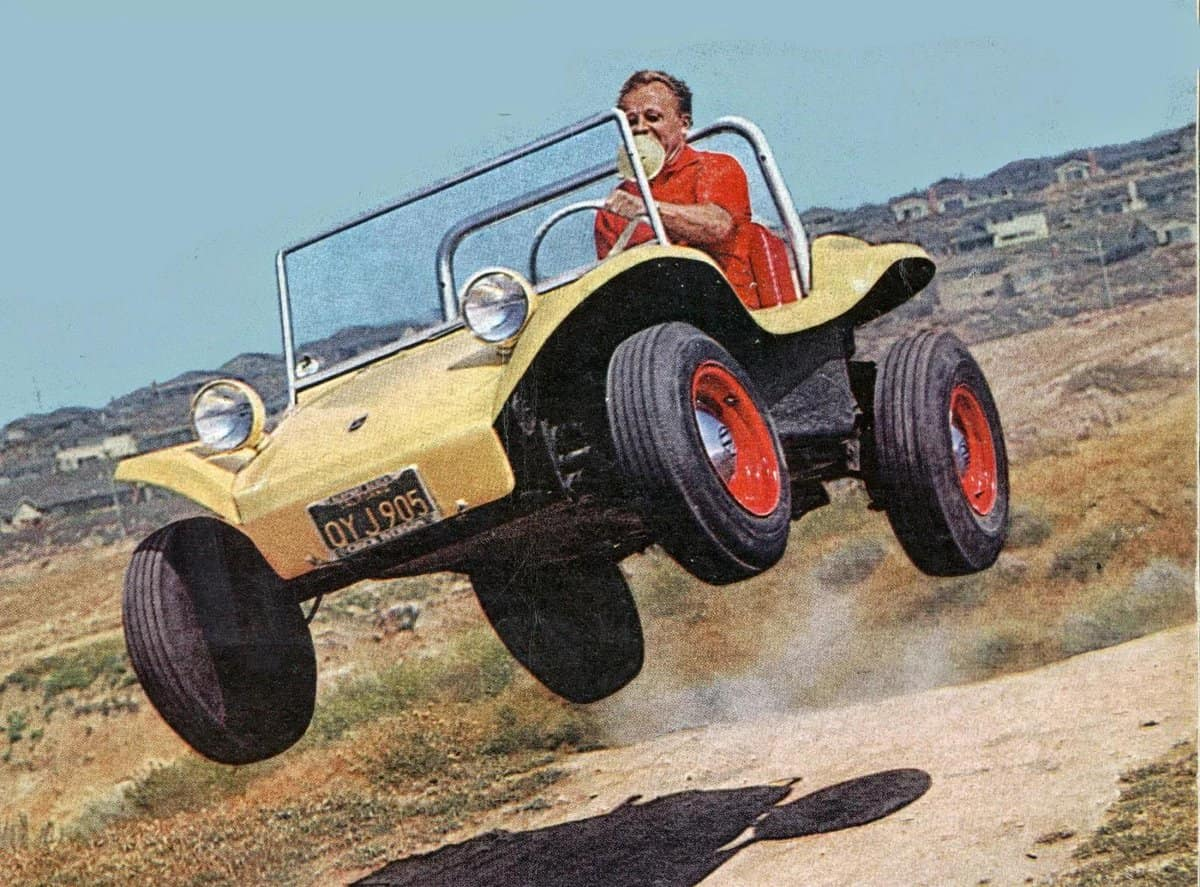 The Banana Splits​: 1960`s Beach Buggy