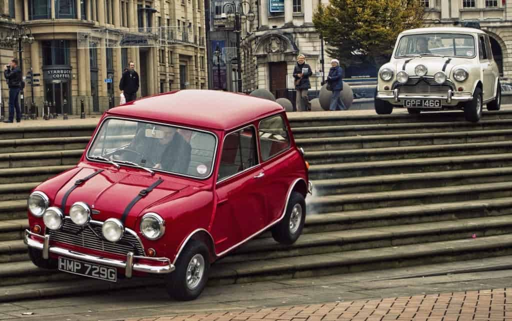 The Italian Job​: 1968 Mini Cooper S