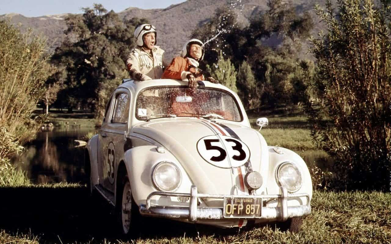 The Love Bug Series 1963 VW Beetle