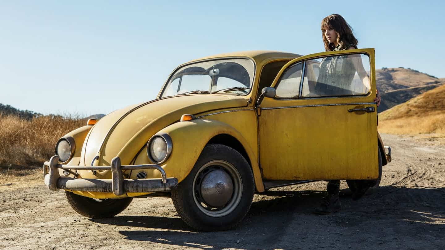 Transformers Bumblebee: VW Beetle