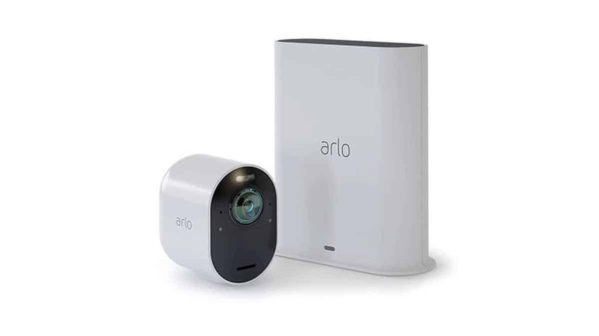 Arlo Sec Camera