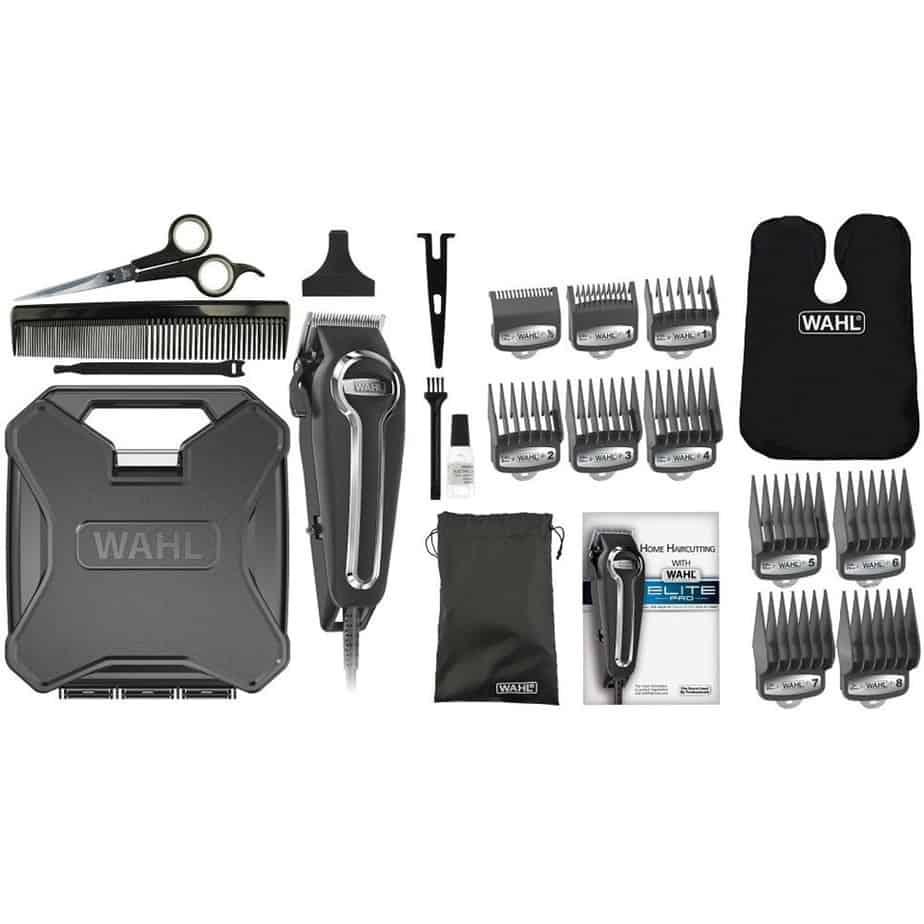 Wahl Elite Pro Main Hair Clipper Kit