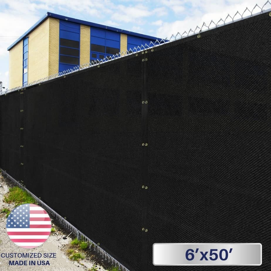 Windscreen4less Heavy Duty Privacy Screen