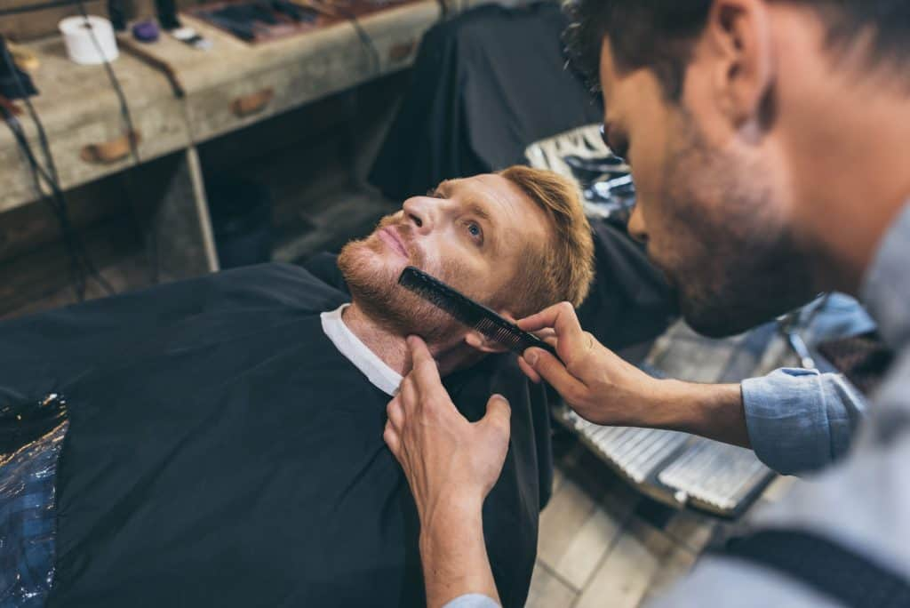 Electric Beard Trimmer