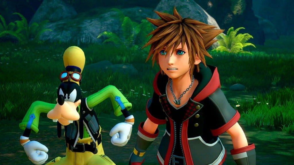 kingdom of hearts release