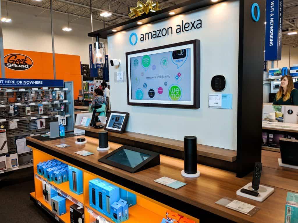 Amazon Device Exhibition